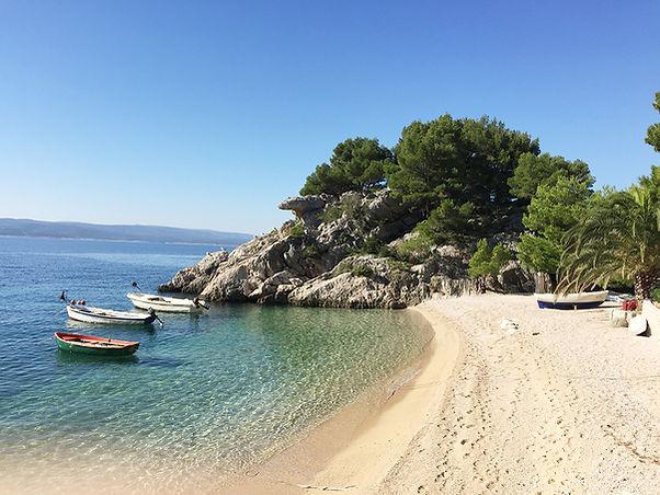 SolineHome Brela   Beaches in Brela Croatia