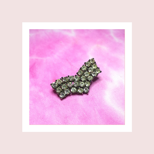 Art-deco Vintage brooch