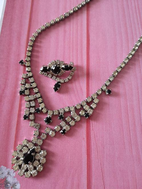 Bejeweled vintage set