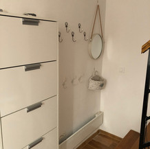 SolineHome Brela | House for rent | Shoe cabinet
