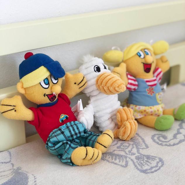 SolineHome Brela | House for rent | Toys for children