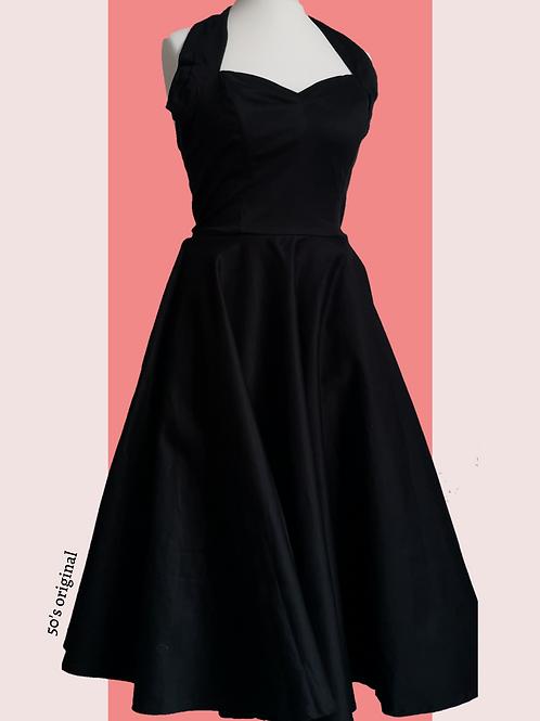 50's original swing dress