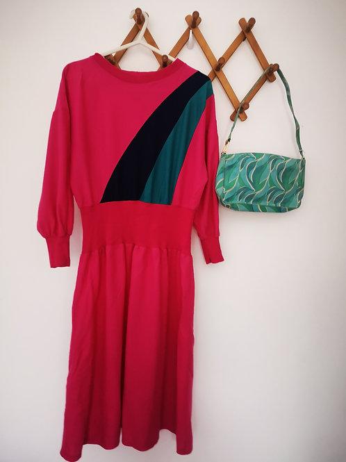 80's spring dress