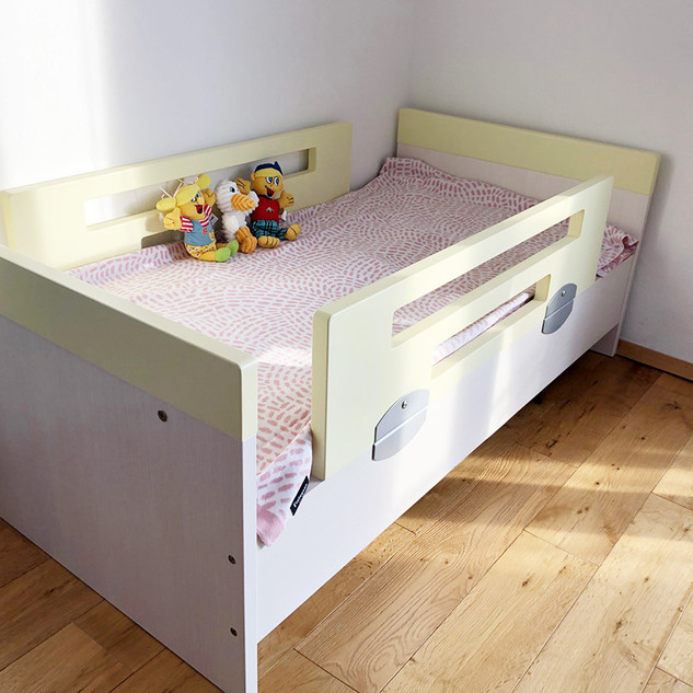 SolineHome Brela | House for rent | Child bed