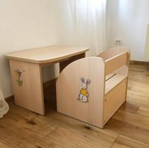 SolineHome Brela | House for rent | Children table