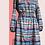 Thumbnail: Aztec style vintage dress