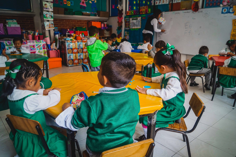 Sesión Informativa Preescolar