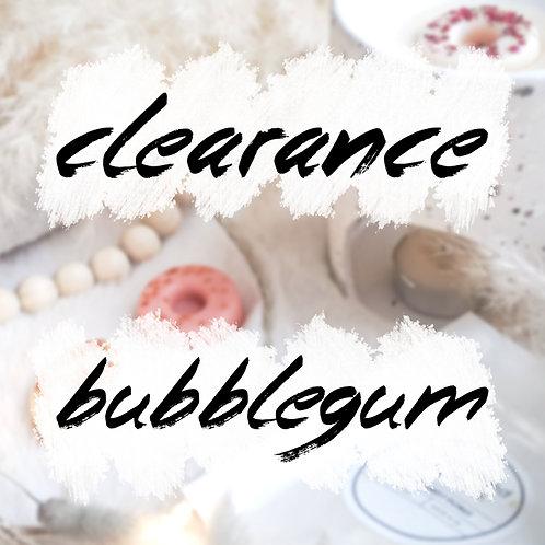 Bubblegum WaxMelt Donuts