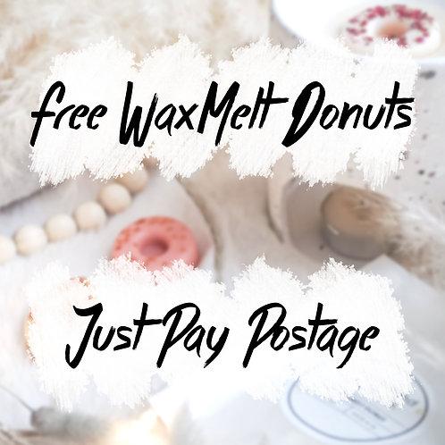FREE WaxMelt Donuts