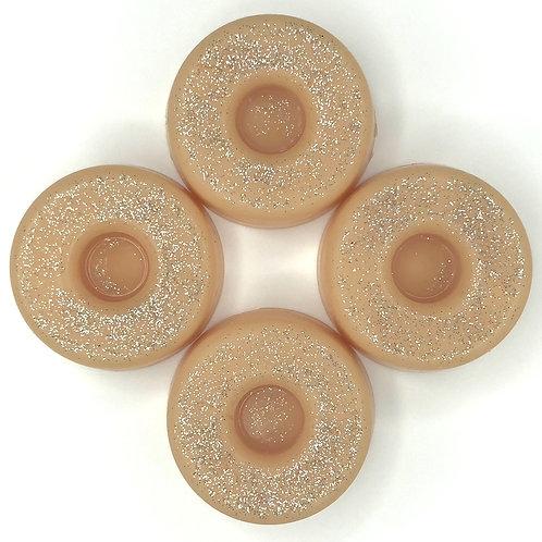Spiced Nutmeg WaxMelt Donuts