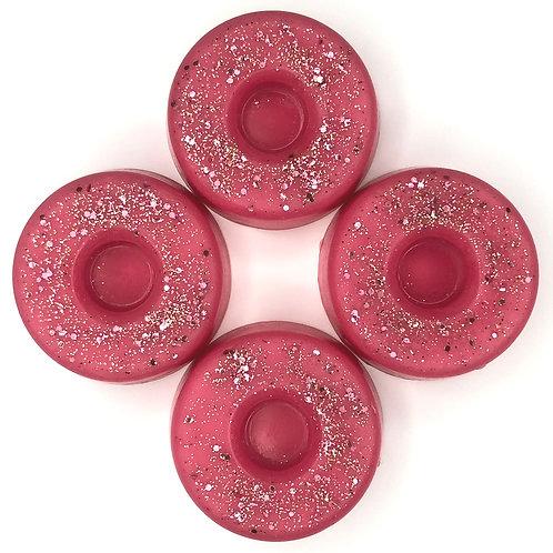 Strawberry Daiquiri WaxMelt Donuts