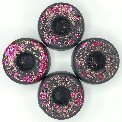 Rose & Oud WaxMelt Donuts