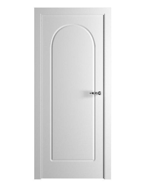 Окрашенная дверь Standart 61 RAL-белый