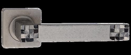 """Ручка дверная """"Марелла"""", серебро античное"""