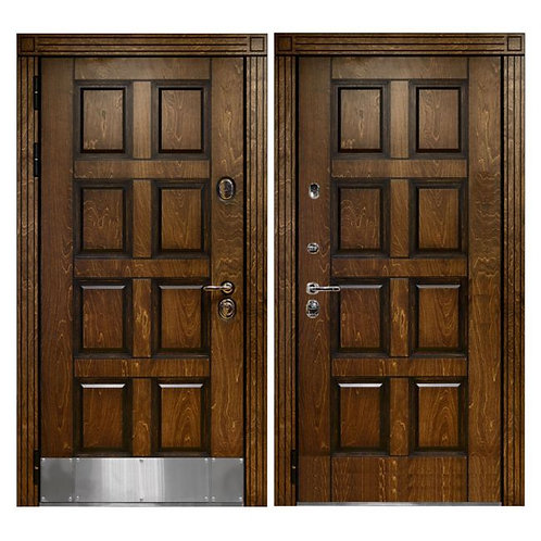 Дверь Гранд Корабельная фанера ( терморазрыв )