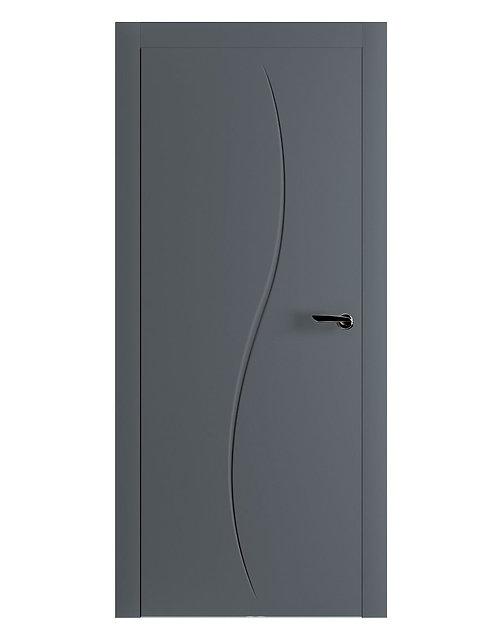 Окрашенная дверь DUMONT Рал-7011