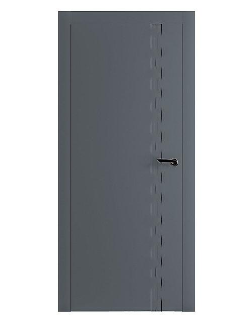 Окрашенная дверь BOTTICELLI Рал-7011