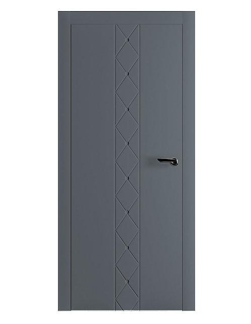 Окрашенная дверь DANTE Рал-7011