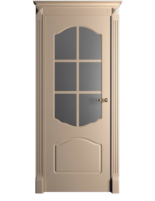 Окрашенная дверь Standart 09/Р RAL-1015