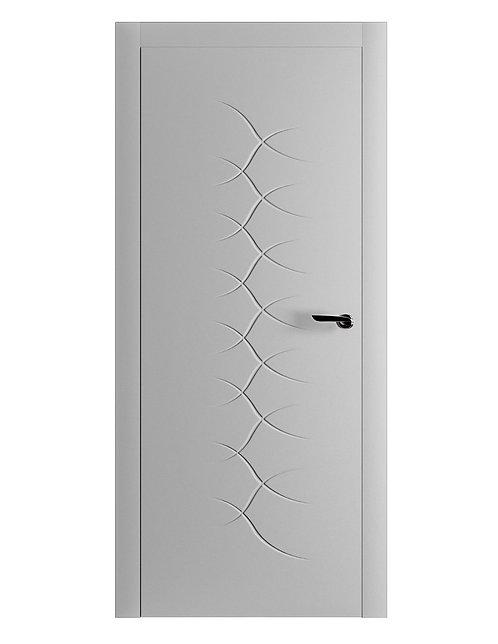 Окрашенная дверь MAEZTU Рал-7035