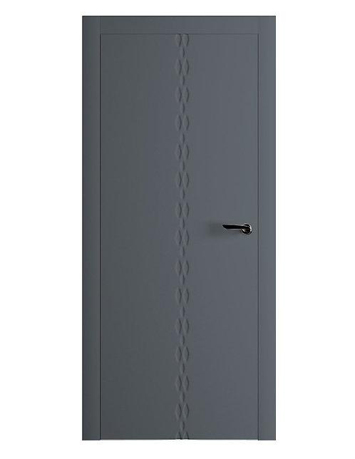 Окрашенная дверь KLEE Рал-7011