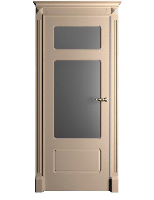 Окрашенная дверь Standart 013/2 RAL-1015