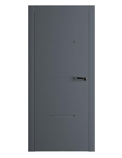 Окрашенная дверь RAFAEL Рал-7011