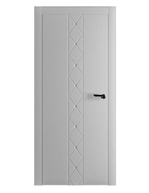 Окрашенная дверь DANTE Рал-7035