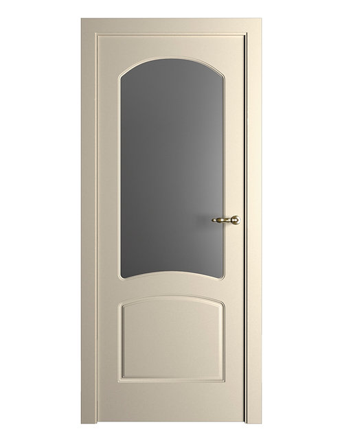 Окрашенная дверь Standart  07 RAL-1013