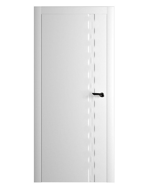 Окрашенная дверь BOTTICELLI Рал-белый