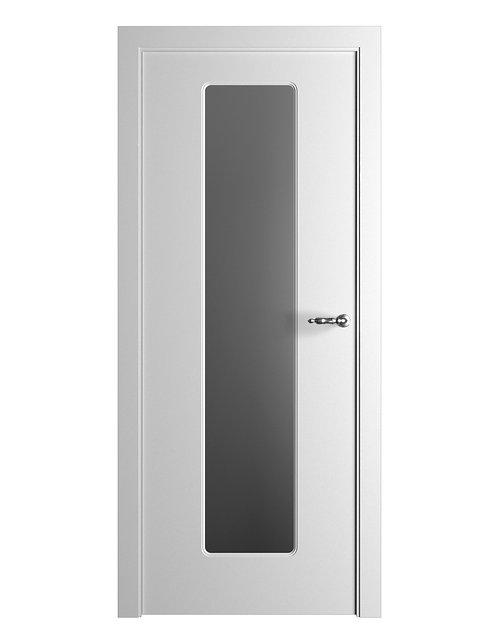 Окрашенная дверь Standart 011 RAL-белый