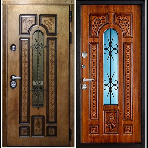 Дверь Лацио 2 (с терморазрывом)