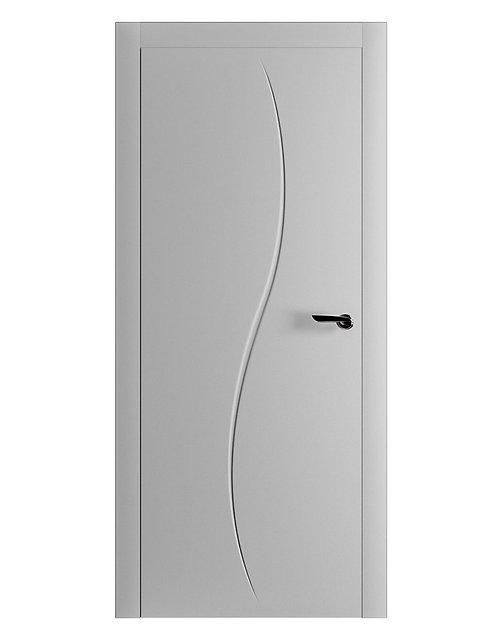Окрашенная дверь DUMONT Рал-7035