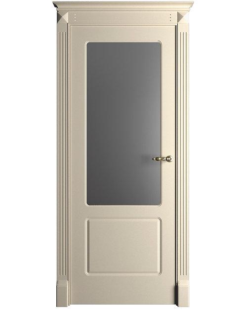 Окрашенная дверь Standart 012 RAL-1013