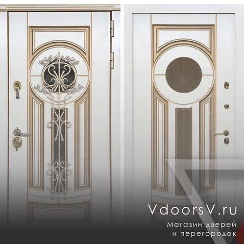 Дверь Афина ( Корабельная фанера с терморазры)
