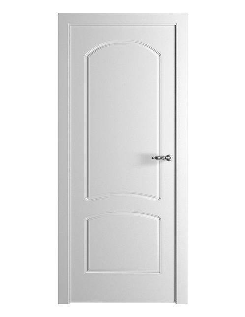 Окрашенная дверь Standart 7 RAL-белый