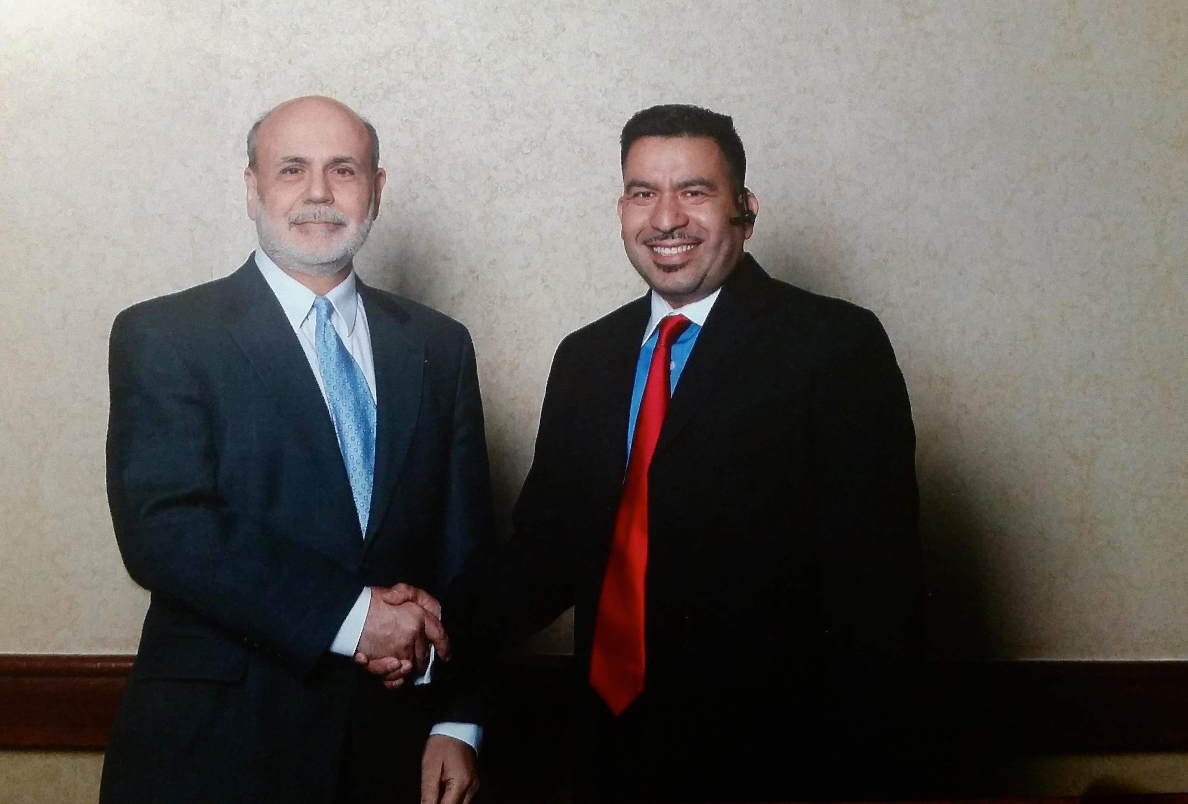 Dr. Ben Bernanke & FCL