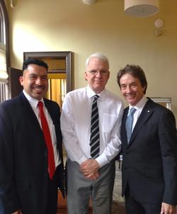 Steve Martin & Martin Short & FCL