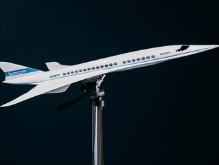 Soaring Supersonic