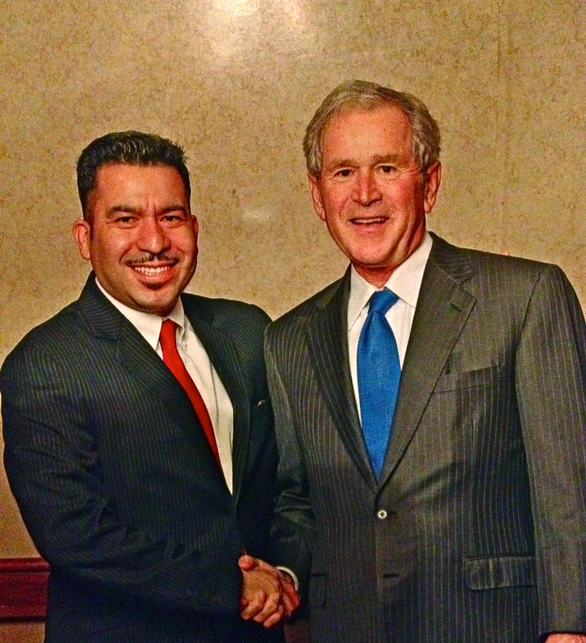 President George W Bush & FCL