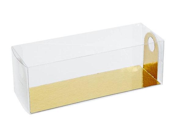 Pakuotė pyragui 18x8 cm, H 10 cm