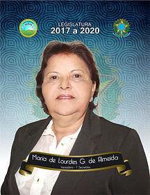 Maria de Lourdes G. de Almeida