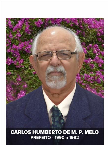 Carlos Humberto de D. M. Melo
