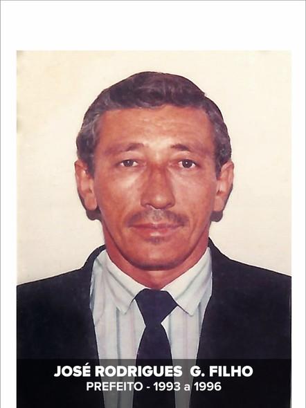 José Rodrigues G. Filho