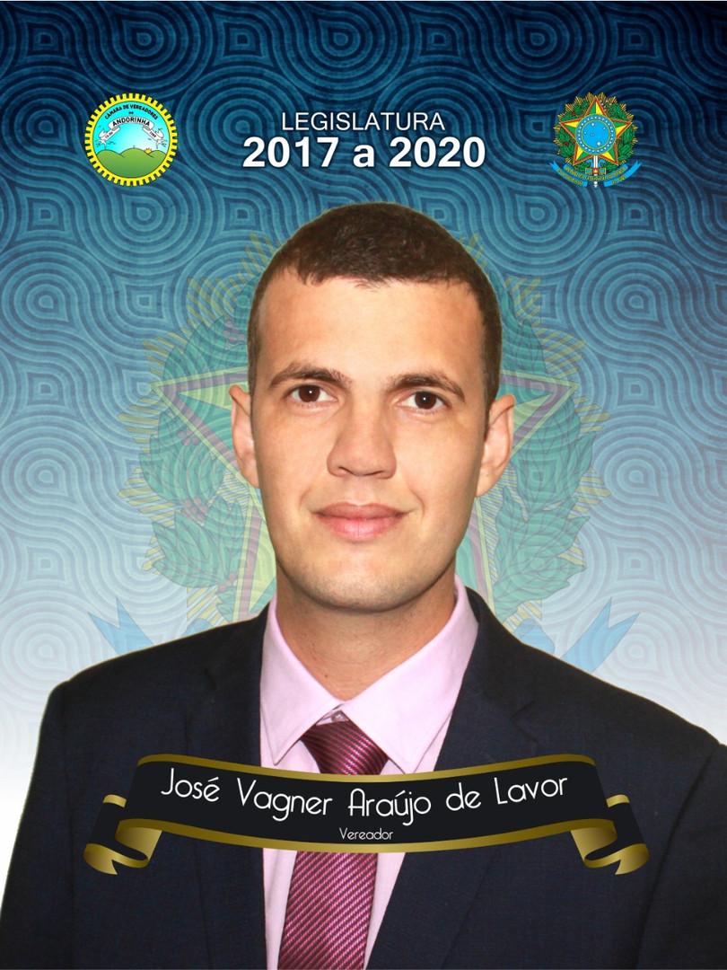 José Vagner Araújo de Lavor