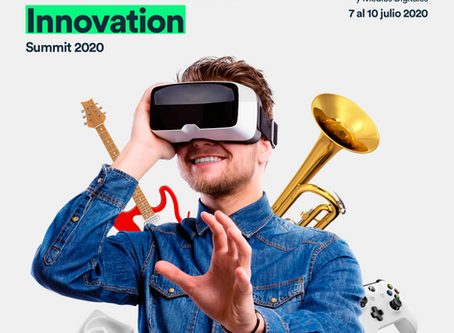 ¡Conoce Entertainment Innovation Summit 2020!