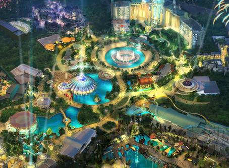 Epic Universe, el nuevo parque temático de Universal Orlando