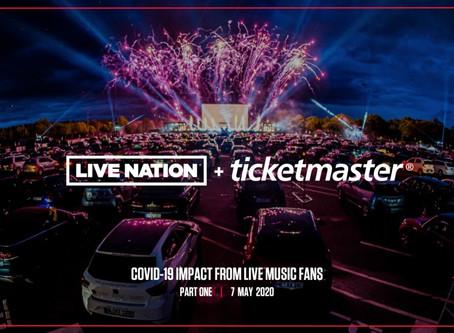 Fanáticos confían en volver a consumir conciertos y festivales post-Covid19.