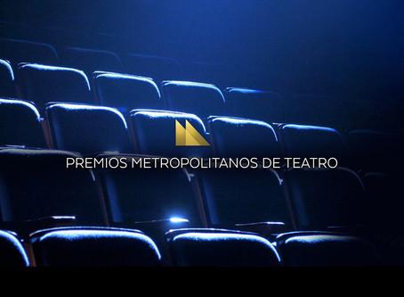 Conoce a los nominados de los Premios Metropolitanos de Teatro 2019