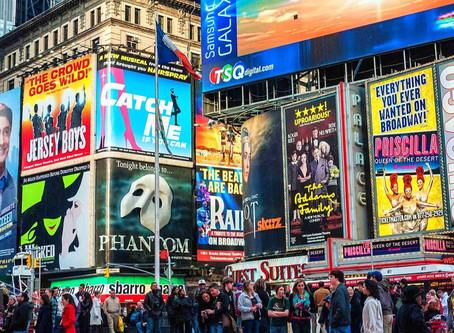 Los 5 estrenos de Broadway que más esperamos en 2020